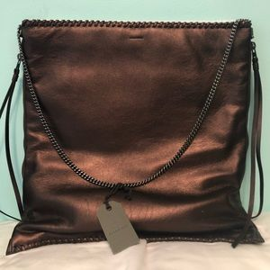 Never worn All Saints Bag